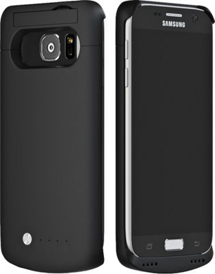Mota Tamo Slim Armor 3800mAh Battery Case for Samsung Galaxy S7 Black - Mota Portable Batteries & Chargers