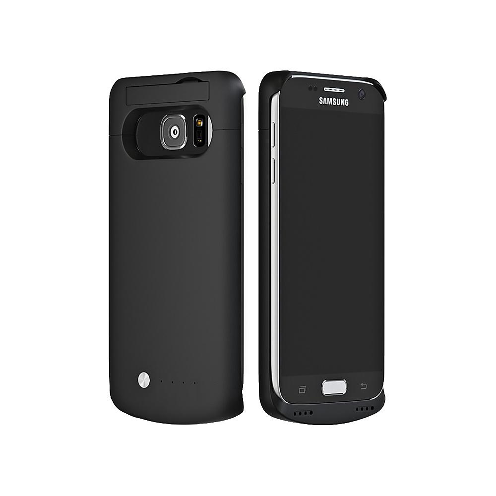 Mota Tamo Slim Armor 3800mAh Battery Case for Samsung Galaxy S7 Black - Mota Portable Batteries & Chargers