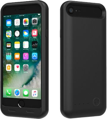 Mota iPhone 7 Battery Case Premium Package Matte Black - Mota Portable Batteries & Chargers