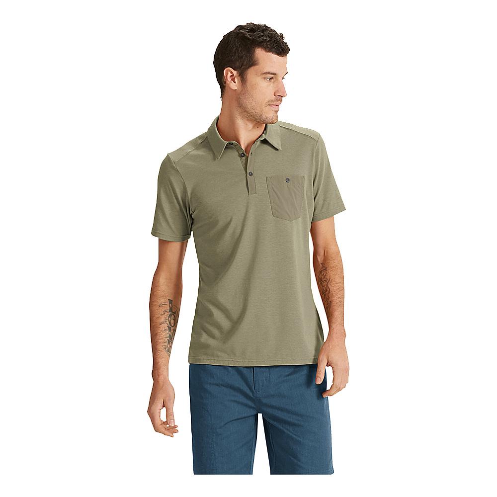 NAU Clothing Mens Short Sleeve Wander Polo S - Veviter - NAU Clothing Mens Apparel - Apparel & Footwear, Men's Apparel