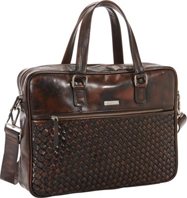 Something Strong Queensbury Messenger Brushoff Brown - Something Strong Messenger Bags