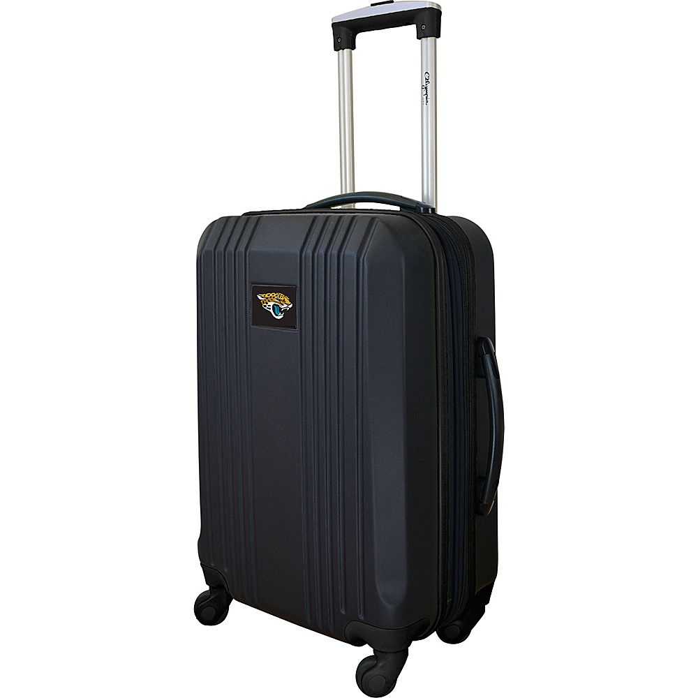 MOJO Denco 21 Carry-On Hardcase 2-Tone Spinner Jacksonville Jaguars - MOJO Denco Hardside Carry-On - Luggage, Hardside Carry-On