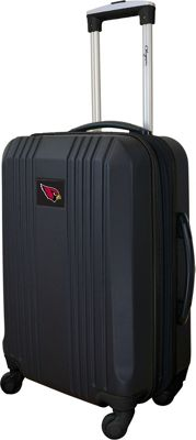Mojo Licensing Mojo Licensing 21 inch Carry-On Hardcase 2-Tone Spinner Arizona Cardinals - Mojo Licensing Hardside Carry-On