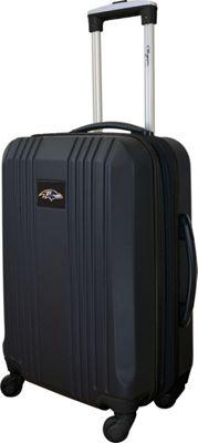 MOJO Denco 21 inch Carry-On Hardcase 2-Tone Spinner Baltimore Ravens - MOJO Denco Hardside Carry-On