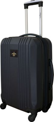 MOJO 21 inch Carry-On Hardcase 2-Tone Spinner New Orleans Saints - MOJO Hardside Carry-On