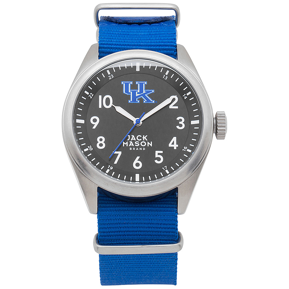 Jack Mason League NCAA Nato Watch Kentucky Wildcats - Jack Mason League Watches - Fashion Accessories, Watches