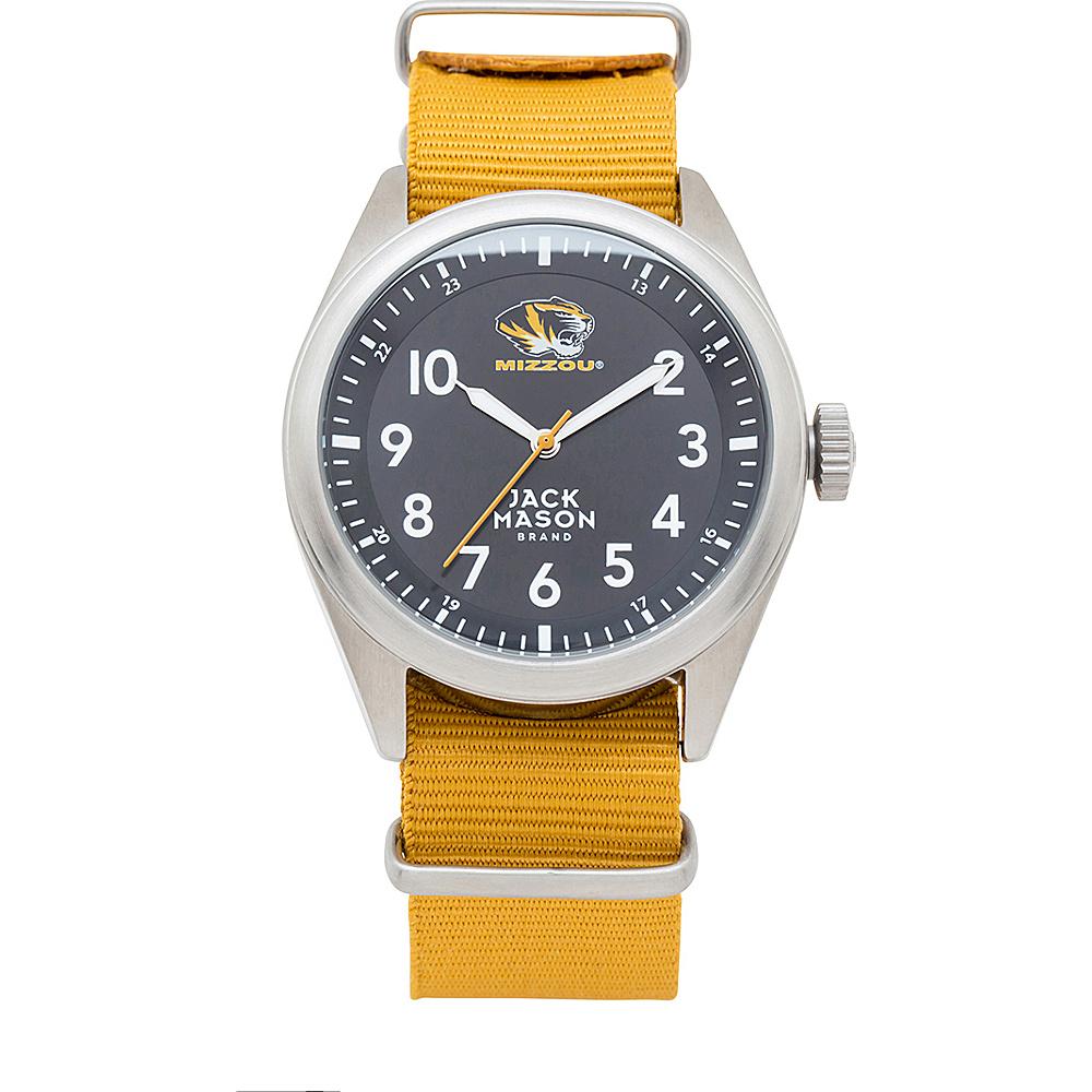 Jack Mason League NCAA Nato Watch Missouri Tigers - Jack Mason League Watches - Fashion Accessories, Watches