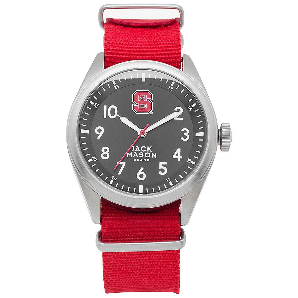 Jack Mason League NCAA Nato Watch NC State Wolfpack - Jack Mason League Watches - Fashion Accessories, Watches