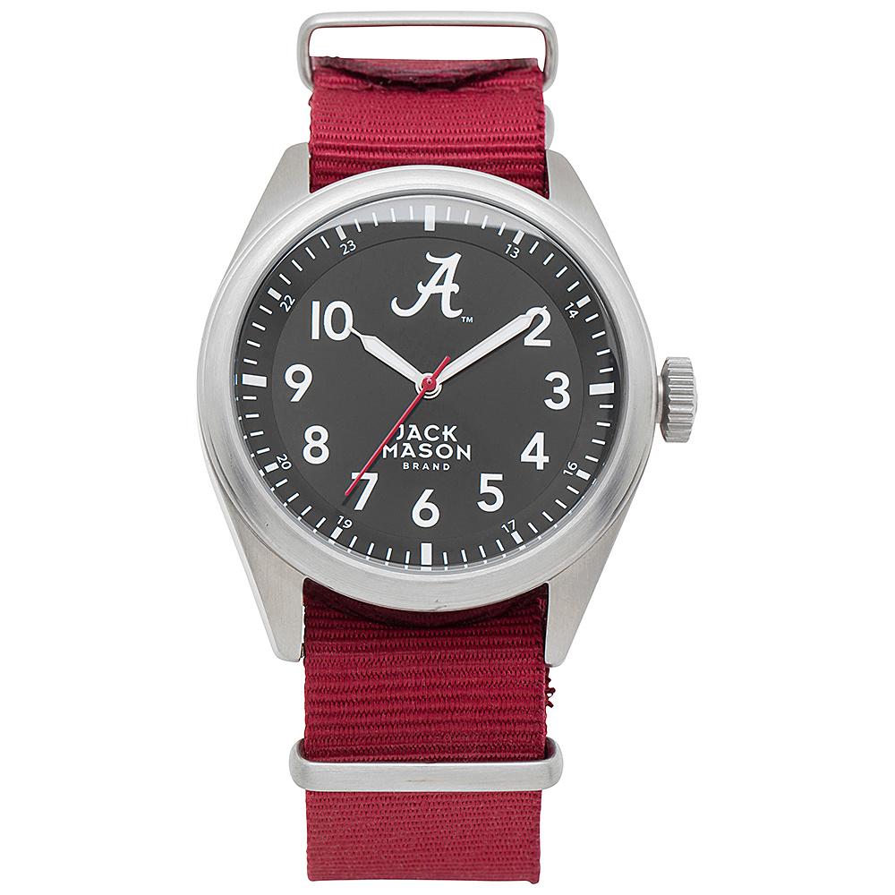 Jack Mason League NCAA Nato Watch Alabama Crimson Tide - Jack Mason League Watches - Fashion Accessories, Watches