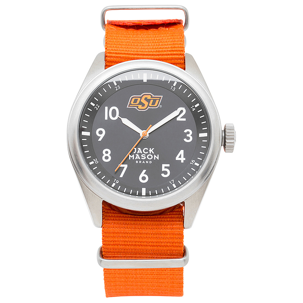 Jack Mason League NCAA Nato Watch Oklahoma State Cowboys - Jack Mason League Watches - Fashion Accessories, Watches