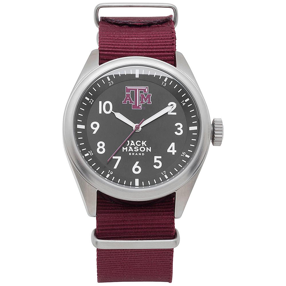 Jack Mason League NCAA Nato Watch Texas A&M Aggies - Jack Mason League Watches - Fashion Accessories, Watches