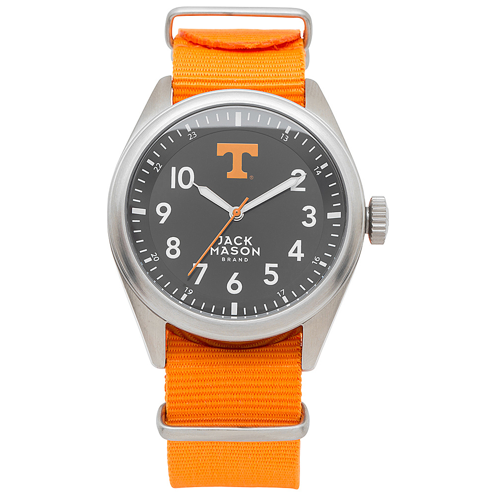 Jack Mason League NCAA Nato Watch Tennessee Volunteers - Jack Mason League Watches - Fashion Accessories, Watches