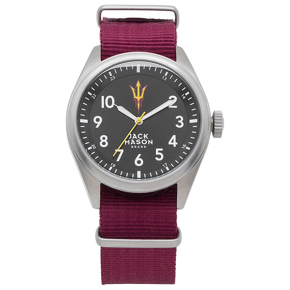 Jack Mason League NCAA Nato Watch Arizona State Sun Devils - Jack Mason League Watches - Fashion Accessories, Watches