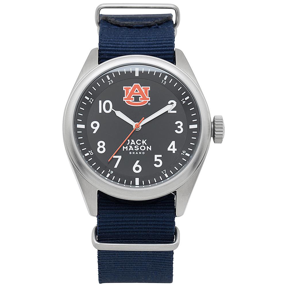 Jack Mason League NCAA Nato Watch Auburn Tigers - Jack Mason League Watches - Fashion Accessories, Watches