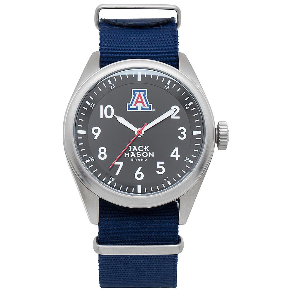Jack Mason League NCAA Nato Watch Arizona Wildcats - Jack Mason League Watches - Fashion Accessories, Watches