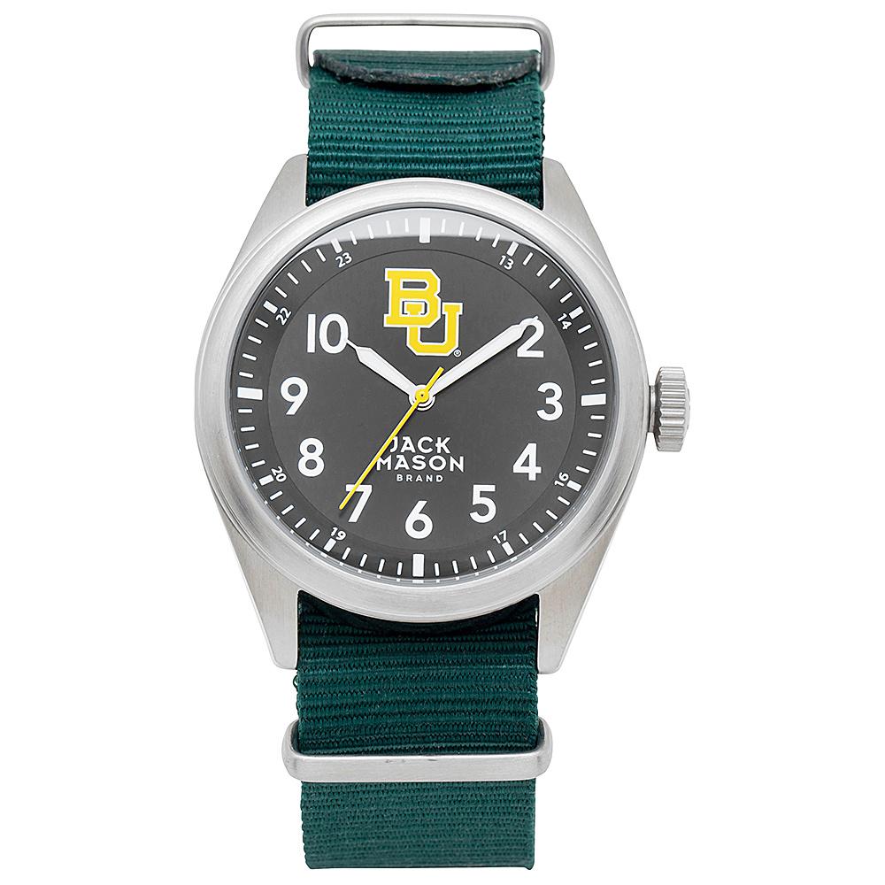 Jack Mason League NCAA Nato Watch Baylor Bears - Jack Mason League Watches - Fashion Accessories, Watches