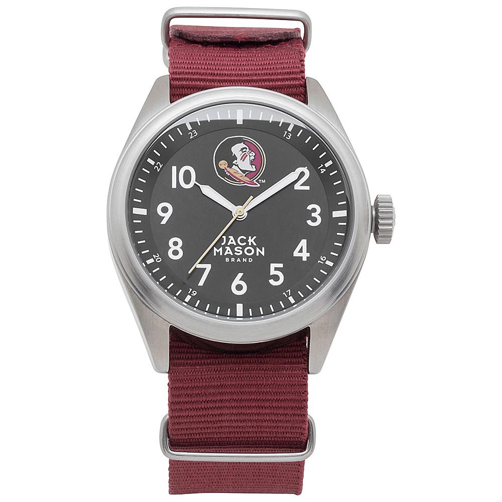 Jack Mason League NCAA Nato Watch Florida State Seminoles - Jack Mason League Watches - Fashion Accessories, Watches