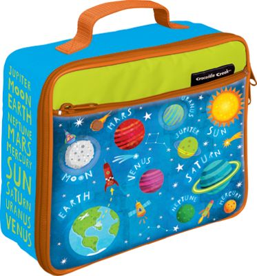 Crocodile Creek Inc Crocodile Creek Inc Solar System Classic Lunchbox Solar System - Crocodile Creek Inc Travel Coolers
