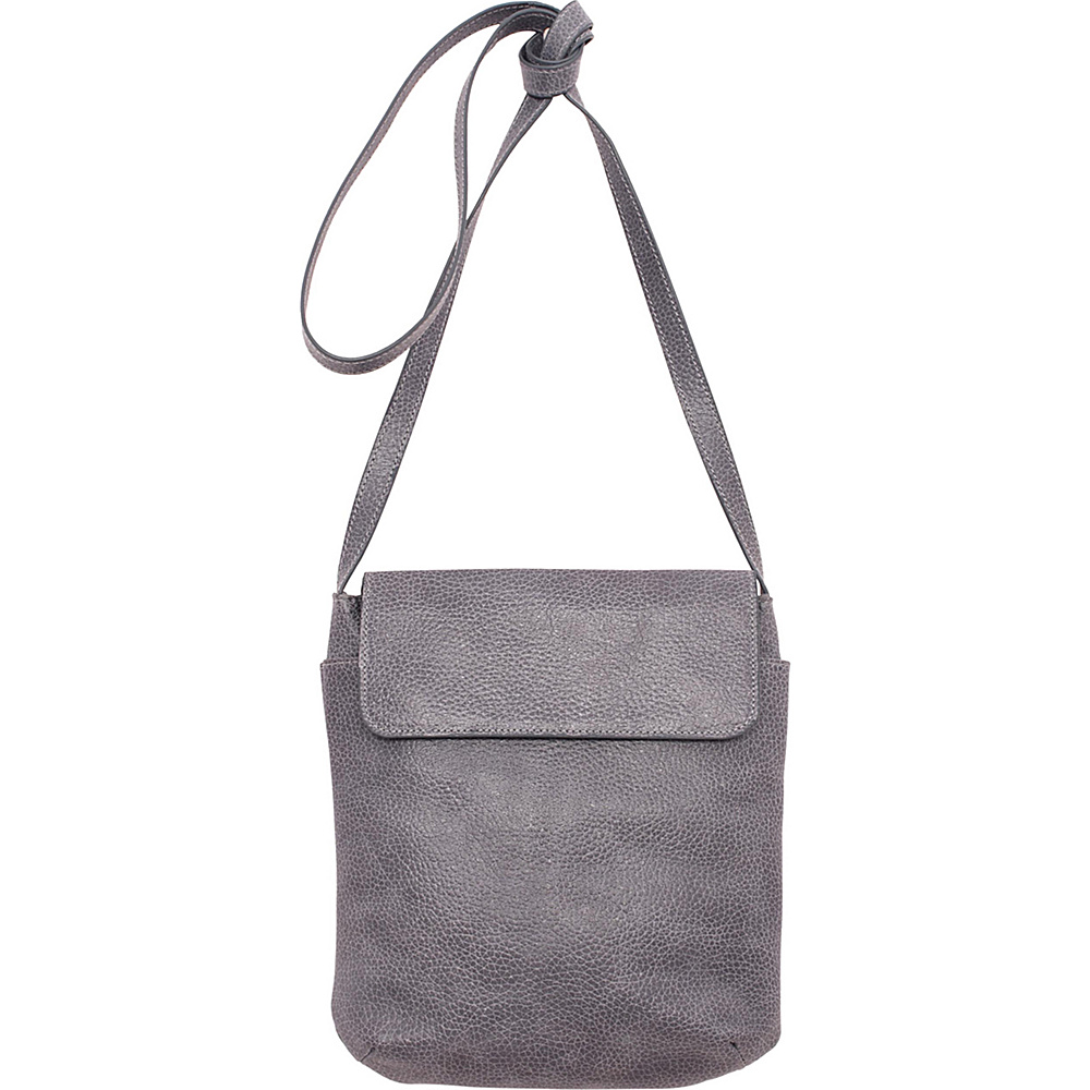 Latico Leathers Shea Crossbody Pebble Denim - Latico Leathers Leather Handbags - Handbags, Leather Handbags