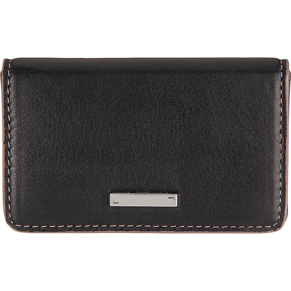 Lodis Mill Valley Under Lock & Key Mini Card Case Black - Lodis Womens Wallets - Women's SLG, Women's Wallets