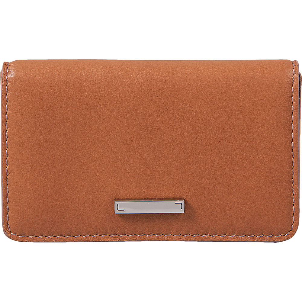 Lodis Mill Valley Under Lock & Key Mini Card Case Toffee - Lodis Womens Wallets - Women's SLG, Women's Wallets