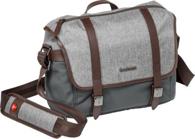 Manfrotto Bags Manfrotto Bags Messenger Windsor Grey - Manfrotto Bags Camera Cases