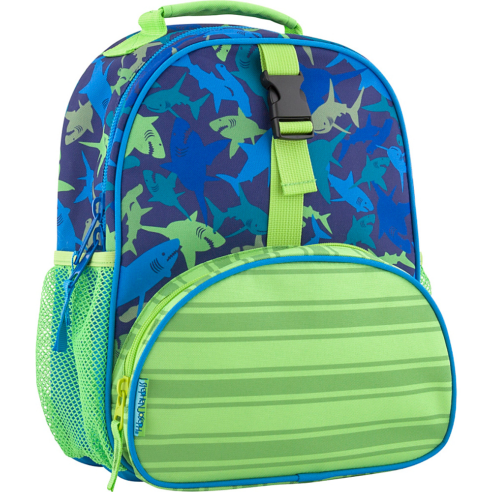 Stephen Joseph All Over Print Mini Backpack Shark - Stephen Joseph Kids Backpacks - Backpacks, Kids' Backpacks