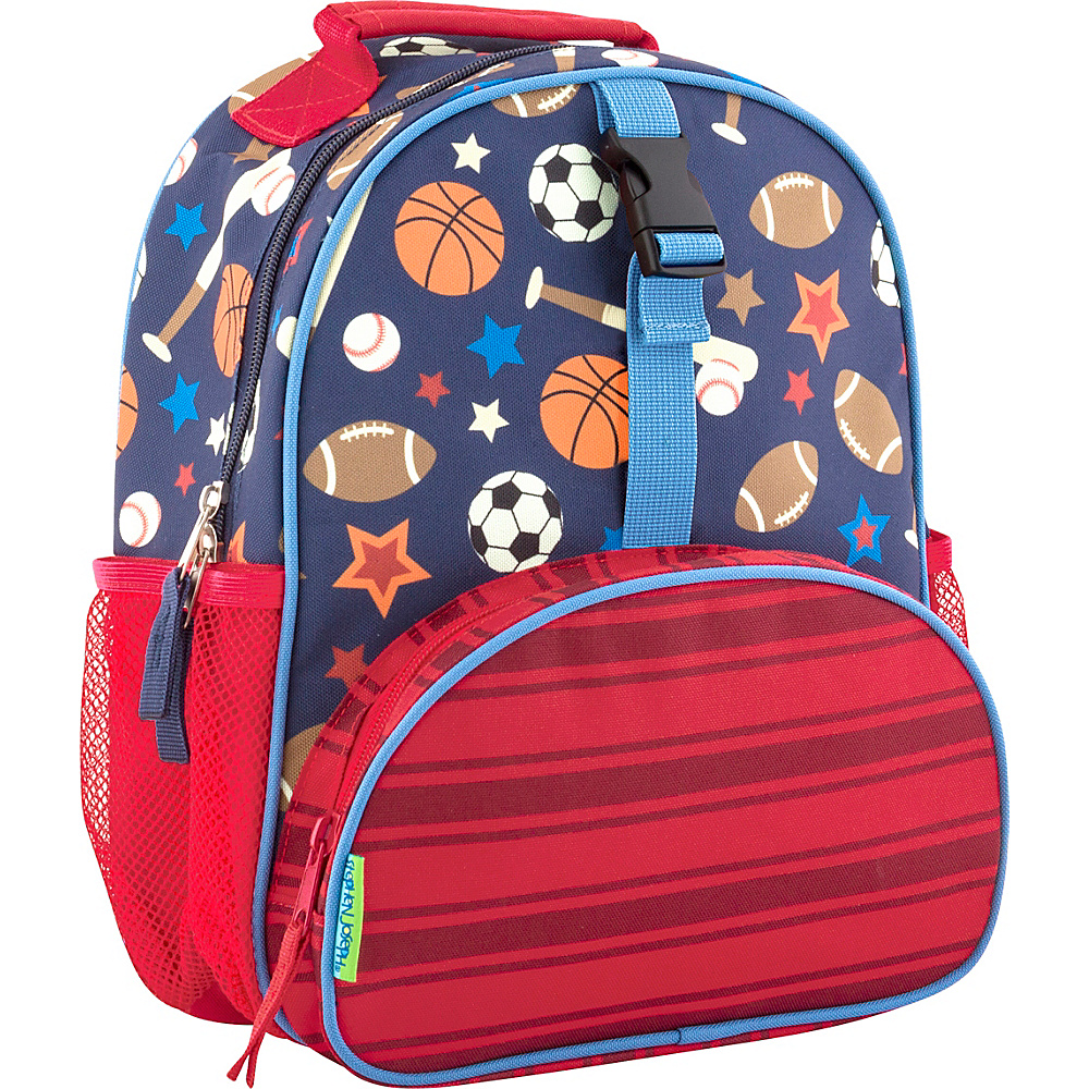 Stephen Joseph All Over Print Mini Backpack Sports - Stephen Joseph Kids Backpacks - Backpacks, Kids' Backpacks