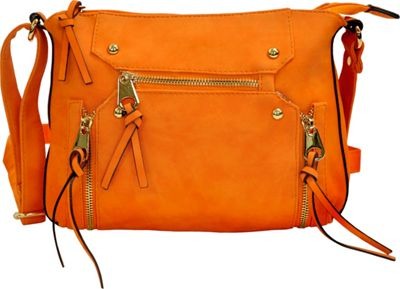 MoDa Rustic Crossbody Orange - MoDa Manmade Handbags