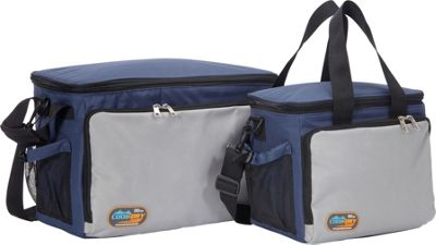 Cool & Dry Cooler Combo Pack: Large and Small Cooler Blue - Cool & Dry Cooler Outdoor Coolers