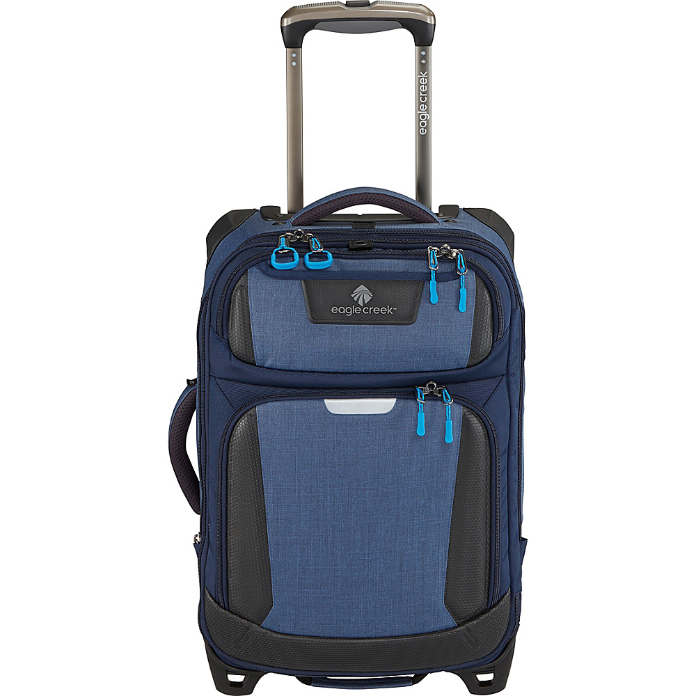 Eagle Creek Tarmac Carry-On Slate Blue - Eagle Creek Softside Carry-On - Luggage, Softside Carry-On