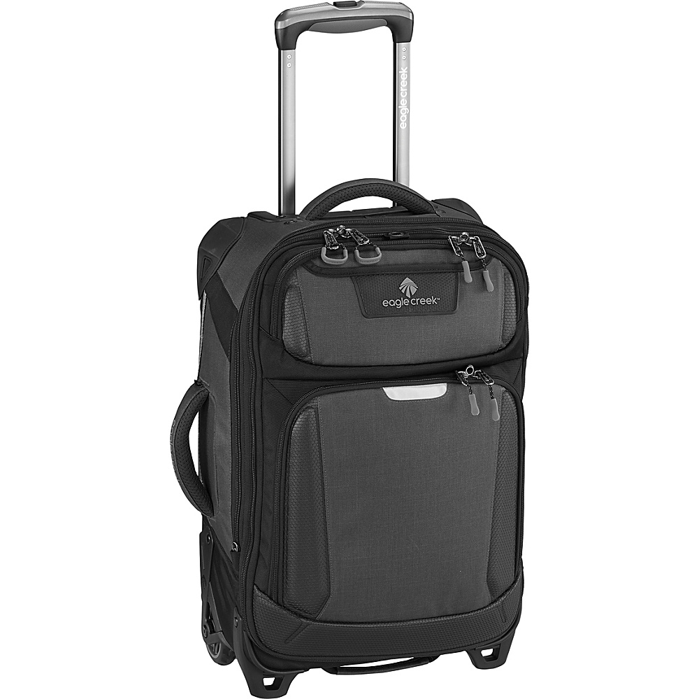 Eagle Creek Tarmac Carry-On Asphalt Black - Eagle Creek Softside Carry-On - Luggage, Softside Carry-On