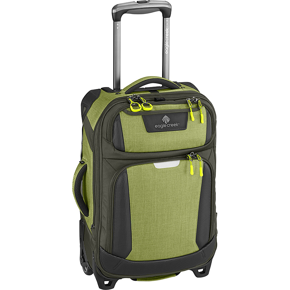 Eagle Creek Tarmac Carry-On Highland Green - Eagle Creek Softside Carry-On - Luggage, Softside Carry-On