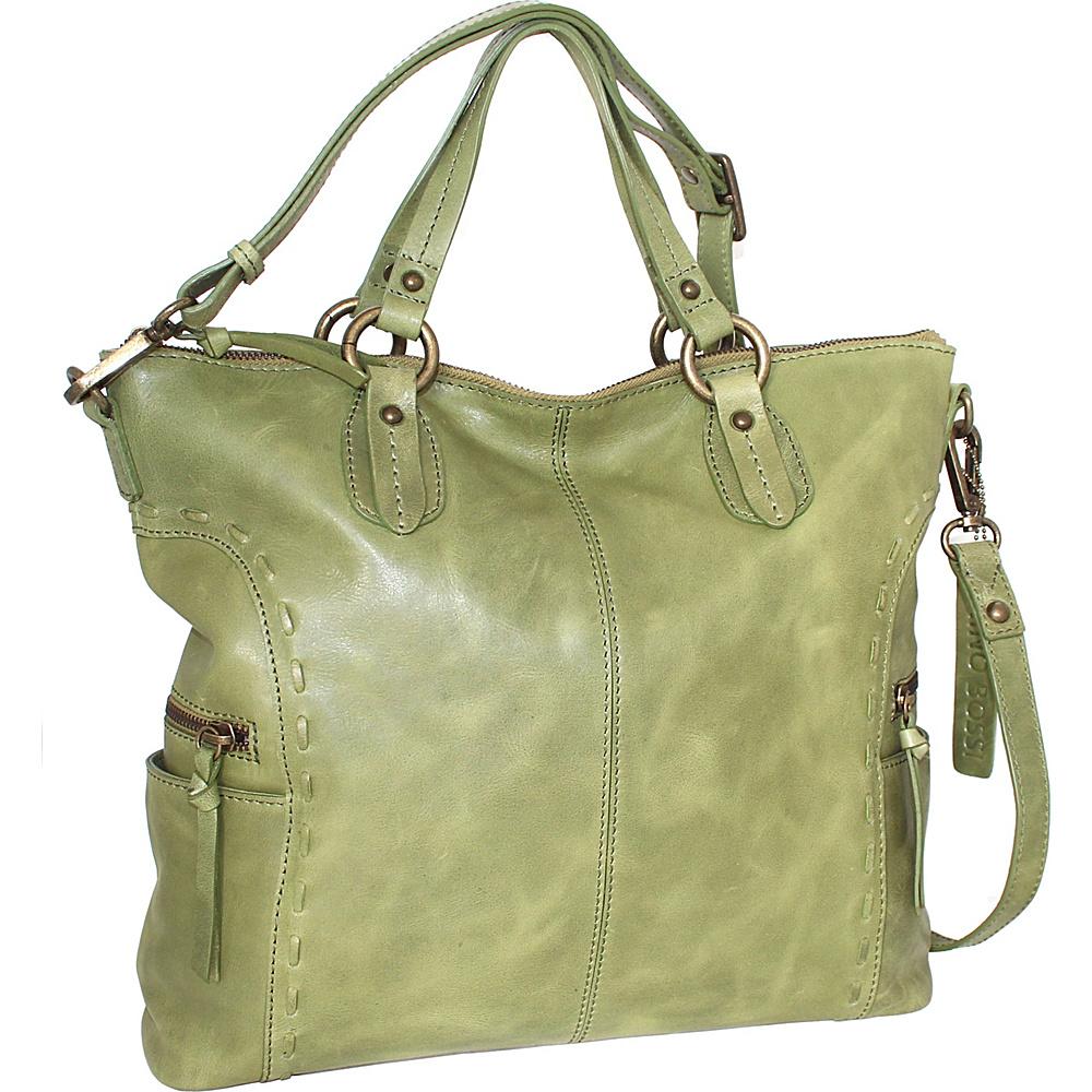Nino Bossi Adela Crossbody Avocado - Nino Bossi Leather Handbags - Handbags, Leather Handbags