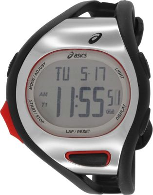 Asics Fun Runners Bold Watch Black/Silver - Asics Wearabl...