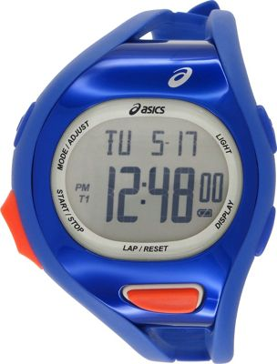 Asics Fun Runners Bold Watch Blue - Asics Wearable Techno...