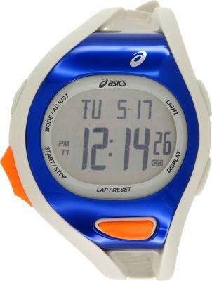 Asics Fun Runners Bold Watch White/Blue - Asics Wearable ...