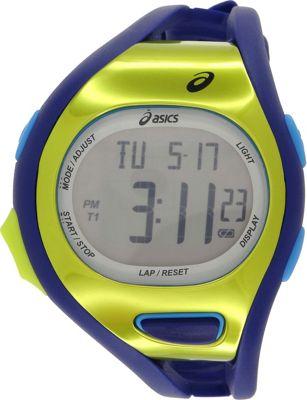 Asics Fun Runners Bold Watch Blue/Green - Asics Wearable Technology
