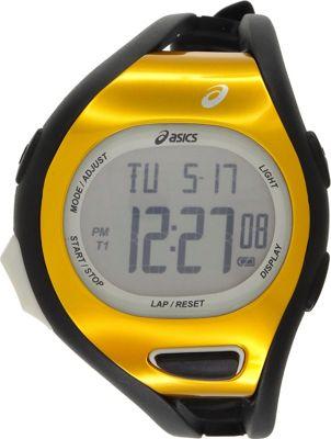 Asics Fun Runners Bold Watch Black/Orange - Asics Wearabl...