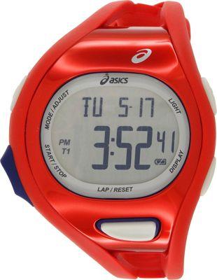 Asics Fun Runners Bold Watch Red - Asics Wearable Technology