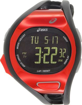 Asics Fun Runners Bold Watch Black/Red - Asics Wearable Technology