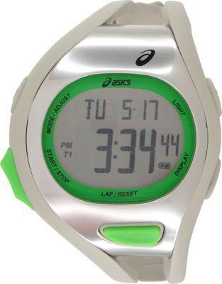 Asics Fun Runners Bold Watch White/Green - Asics Wearable Technology