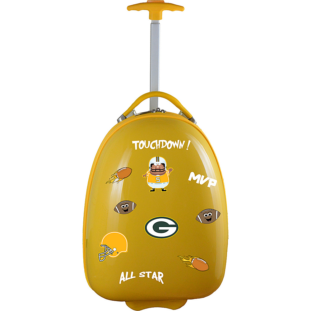 MOJO Denco Kids Luggage Pod Green Bay Packers - MOJO Denco Kids Luggage - Luggage, Kids' Luggage