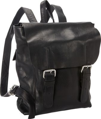 Petersons San Francisco 13 inch Laptop Backpack Black - Petersons Laptop Backpacks