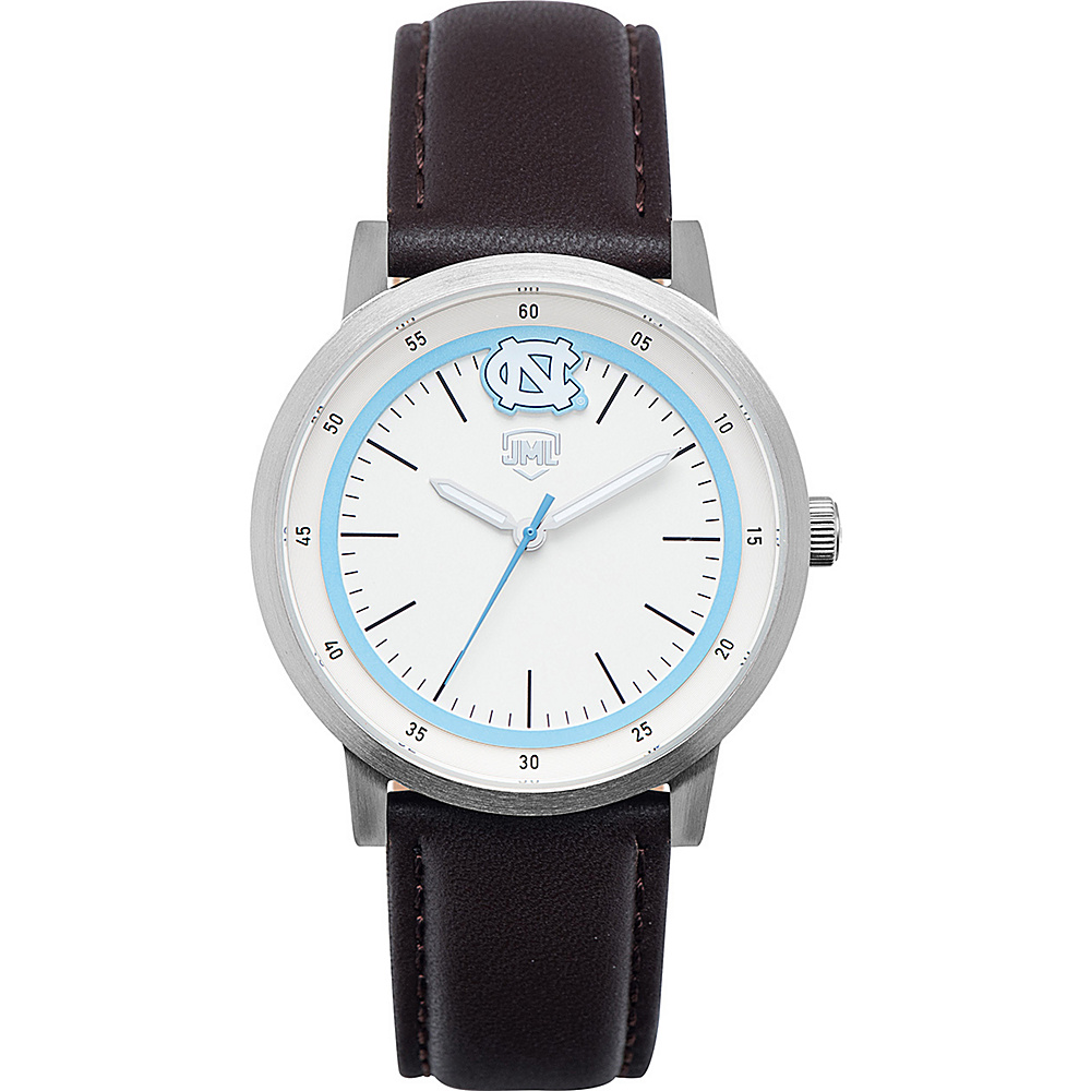 Jack Mason League NCAA Leather Strap Watch North Carolina - Jack Mason League Watches - Fashion Accessories, Watches