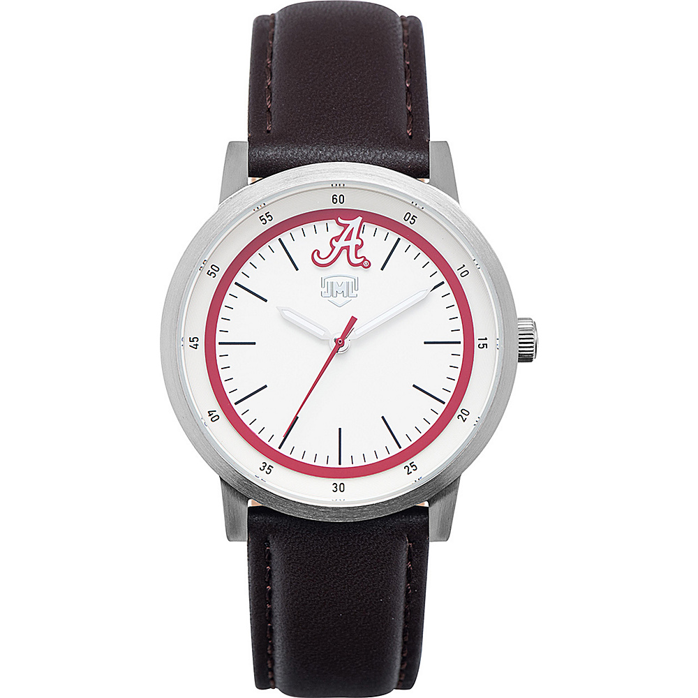 Jack Mason League NCAA Leather Strap Watch Alabama - Jack Mason League Watches - Fashion Accessories, Watches
