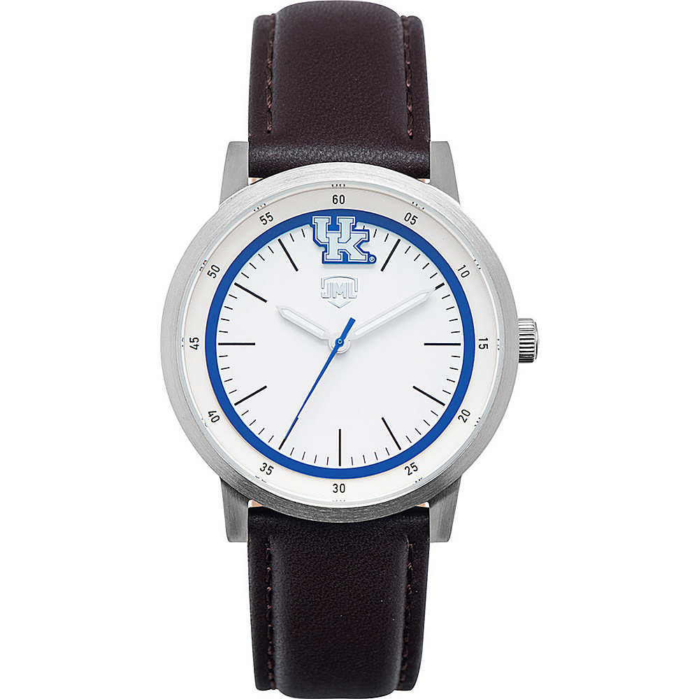 Jack Mason League NCAA Leather Strap Watch Kentucky - Jack Mason League Watches - Fashion Accessories, Watches
