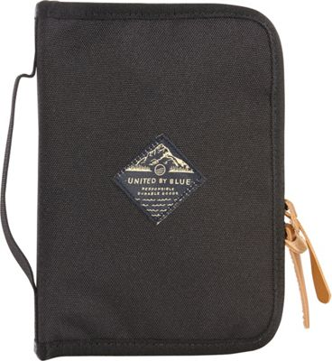 United by Blue Peaks Zip Case Black - United by Blue Packing Aids