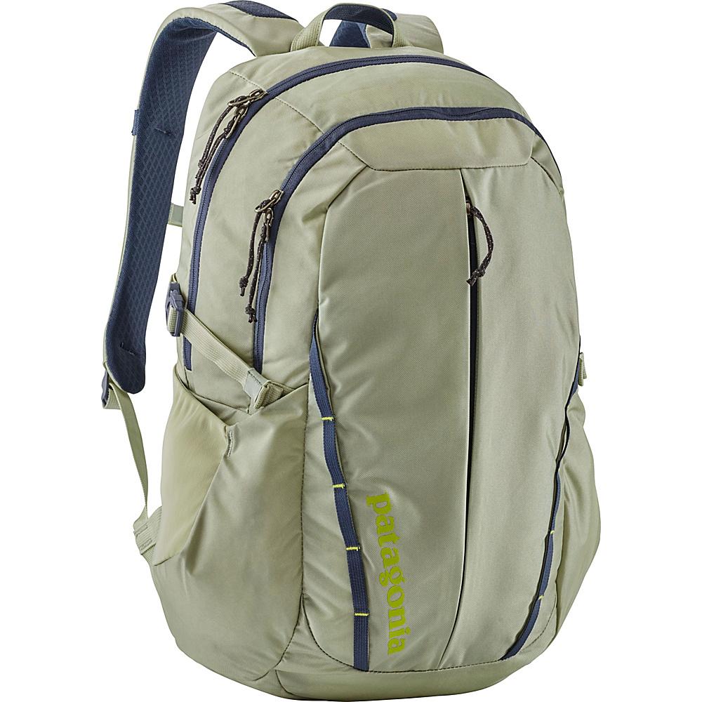 Patagonia Mens Refugio Pack 28L Desert Sage - Patagonia School & Day Hiking Backpacks - Backpacks, School & Day Hiking Backpacks