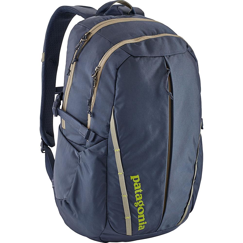 Patagonia Mens Refugio Pack 28L Dolomite Blue - Patagonia School & Day Hiking Backpacks - Backpacks, School & Day Hiking Backpacks